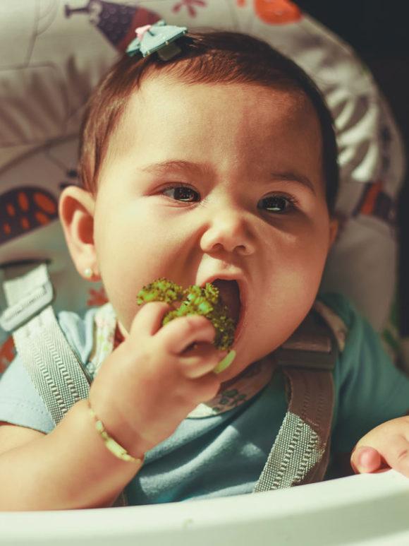 Como iniciar a Introdução Alimentar?